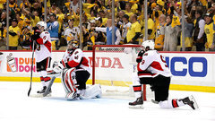 Emotional run for the Sens comes up just short