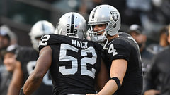 Mack: Carr's contract status not concerning