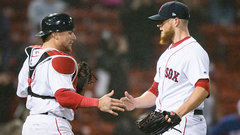 MLB: Mariners 0, Red Sox 3