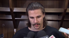 Karlsson will tend to injured foot next week, expects full recovery