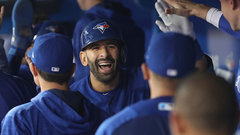 MLB: Rangers 1, Blue Jays 3