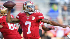 Could Kaepernick go anywhere besides Seattle?