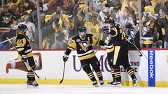 Penguins road to the Stanley Cup