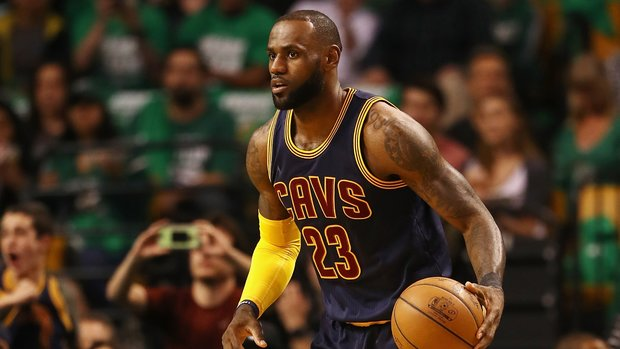 LeBron rewrites history in setting up Finals trilogy