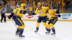 Predators road to the Stanley Cup