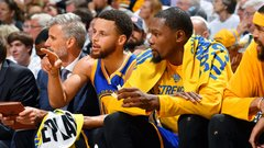 Warriors showing no mercy in quest to reclaim title