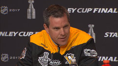 Sullivan, Pens preparing for a different kind series