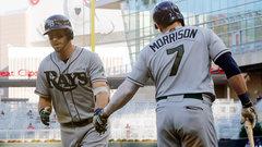 MLB: Rays 8, Twins 6 (15)