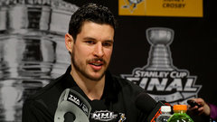 Crosby on what it would mean to him to pass Lemieux with third Cup win