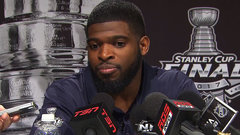 Subban reflects on trade to Nashville, friendship with Kessel