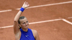 Kvitova wins first match after knife attack