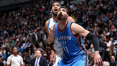 Kanter's future with the Thunder not in question