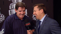 Laviolette on when he knew the Predators had a special playoff run in them