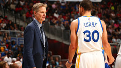 Would Kerr missing Finals be a big deal?