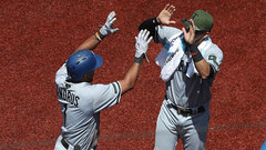 MLB: Rangers 3, Blue Jays 1