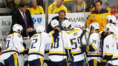 Predators' rough start too much to overcome in Game 1 loss