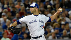 Jays' rotation set to get a boost with return of Happ, Liriano