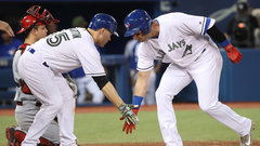 MLB: Reds 2, Blue Jays 17
