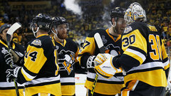 Penguins hold on for win despite offensive dry spell
