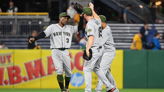MLB: Mets 7, Pirates 2