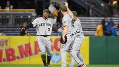 MLB: Mets 7, Pirates 2