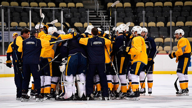 McGuire: If anyone can overcome loss of No. 1 centre it's Nashville