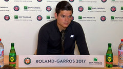 Raonic has idea to make tennis more TV friendly