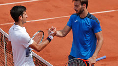 Djokovic downs Granollers in straight sets