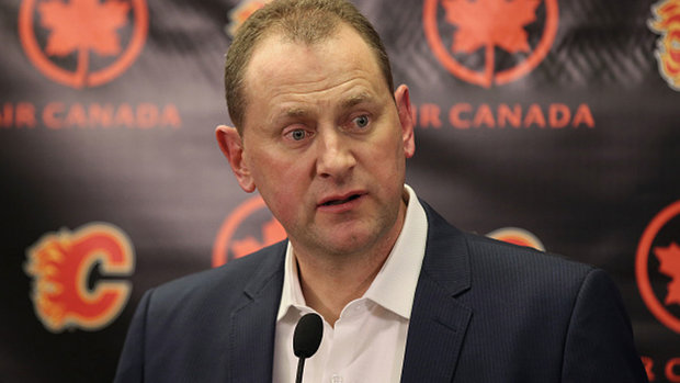 Treliving: Growth of players in the system key to Flames' success