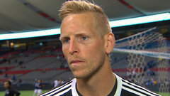 Ousted says Whitecaps were sloppy but showed fight