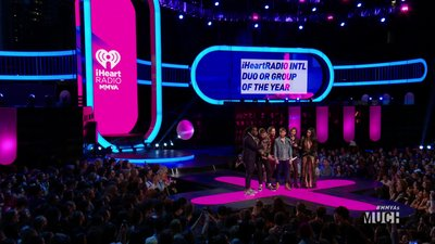 Imagine Dragons wins iHeartRadio MMVA International Duo or Group of the Year