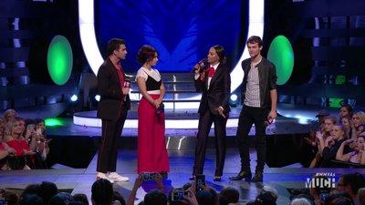 Brandon Flynn And Kat Graham Talk Style With Joe And Alessia