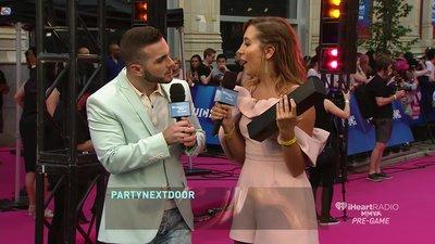 PARTYNEXTDOOR wins iHeartRadio MMVA Best New Canadian Artist