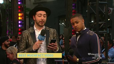 iHeartRadio MMVA Best MuchFact Video Award