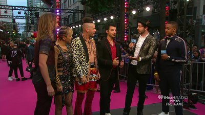 DNCE on being in Canada right now