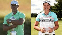 The Reporters: Henderson, Koepka headline golf's big weekend
