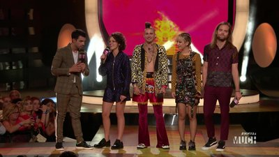 DNCE And Orphan Black's Tatiana Get Ready To Become Believers