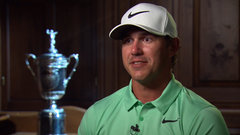 Koepka: Nerves weren't an issue, patience was the key