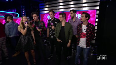 Arkells prepare for a big rock and roll party