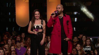 Bea Miller and Massari set the tone for Jazz Cartier's first MMVA performance