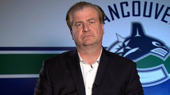 Benning: 'At five, we like three of four players with that pick'
