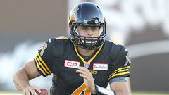 Keeping Collaros healthy the key to Ticats' success