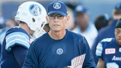 What kind of influence can Trestman have on the Argos, Ray?