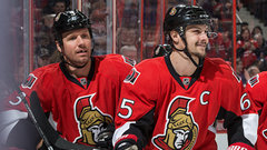 With Methot gone, who will play with Karlsson?