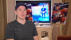 McDavid: Being cover athlete of EA Sports NHL 18 means the world to me