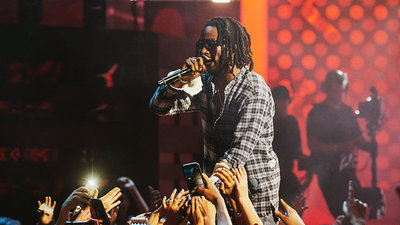Jazz Cartier Performs 'Tempted/Red Alert'