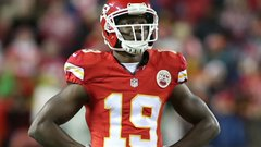 Maclin unhappy with how Chiefs handled his release