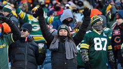Does Packers fan have right to sue Bears?