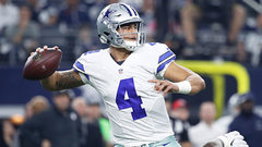 Stephen A. picks Dak to win SB before Carr