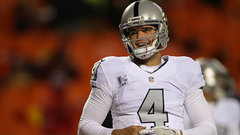 Bruschi applauds Raiders for locking up Carr
